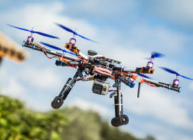 Amazon: Lieferung in Zukunft durch Drohnen