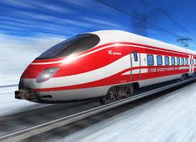 ICE 3: Deutsche Bahn präsentiert verbesserten Schnellzug