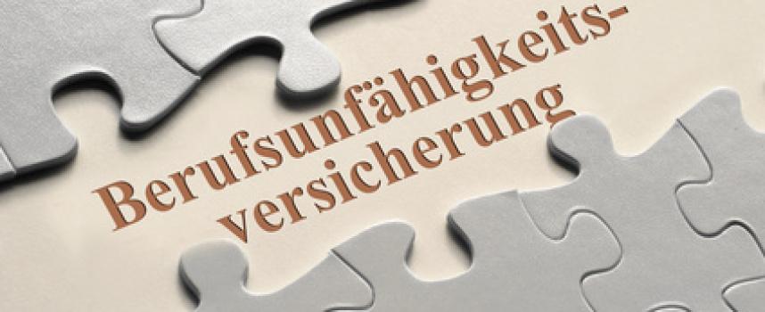 Konkrete und abstrakte Verweisung bei einer Berufsunfähigkeitsversicherung