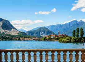 Erholung am Lago Maggiore: Ferienwohnungen für kleines Budget