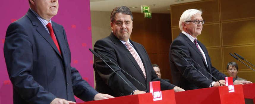 Bundestagswahl 2013: SPD kehrt zu sozialdemokratischen Wurzeln zurück