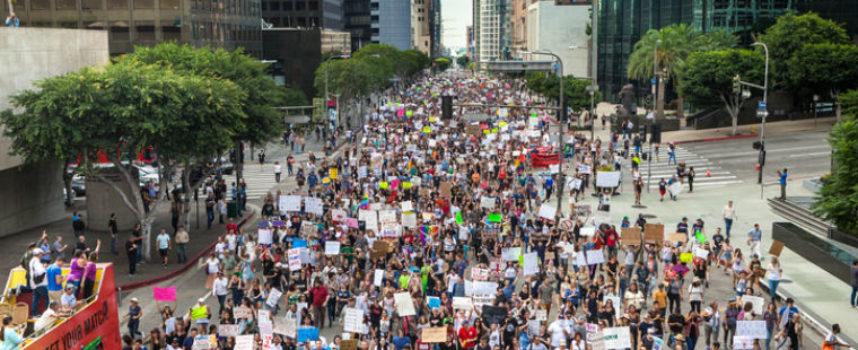 Demonstrationen für schärfere Waffengesetze in den USA: Wie realistisch ist eine Änderung des Waffenrechts?