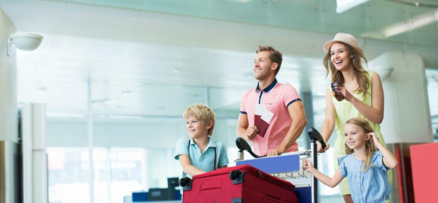 Urlaub im Ausland – das sollten Sie mit Kindern beachten