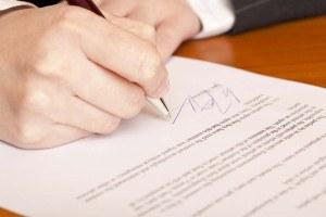 Kreditvertrag anforderungn
