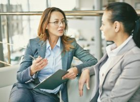 Mitarbeiterjahresgespräche : Wie Sie das Beste für sich rausholen