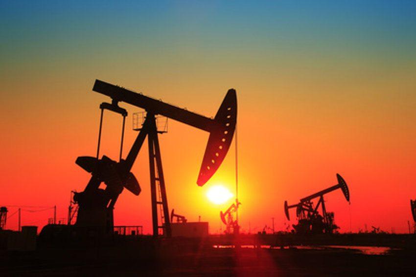 Öl Feld
