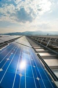 Solarthermie Panele