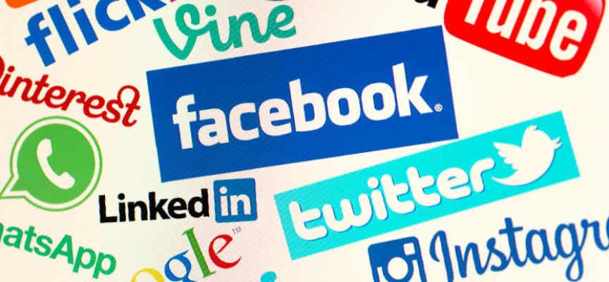 Steigende Werbeeinnahmen durch soziale Netzwerke