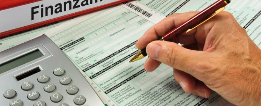 Steuern machen – diese 5 Tipps helfen Ihnen dabei