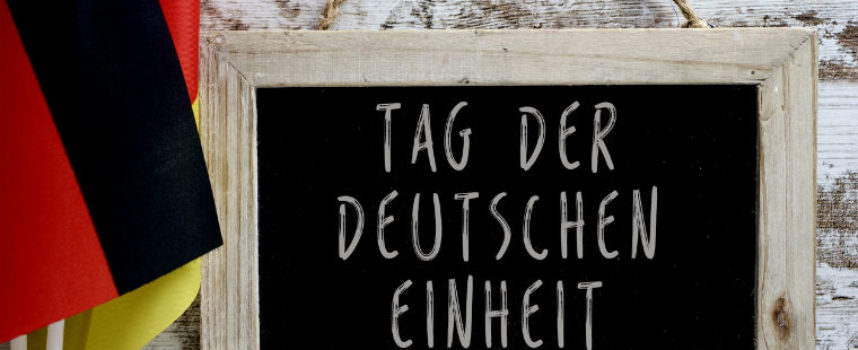 Was bedeutet der Tag der deutschen Einheit? – 27 Jahre Wiedervereinigung
