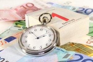 Die Zinsen des Tagesgeldkontos von 1822direkt wurden gesenkt