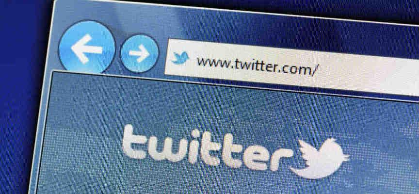 Die Twitter-Aktie bricht nach einem guten Start an der Börse stark ein