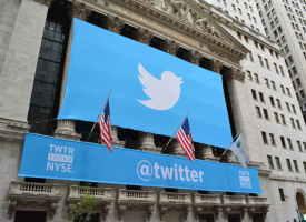 Twitter: Nutzerzahlen sinken, Aktie rutscht ab