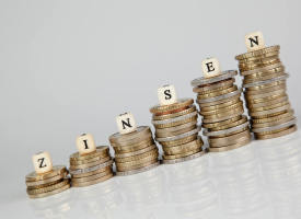 Sinkende Zinsen bei Finanzprodukten – Wo geht die Reise hin?