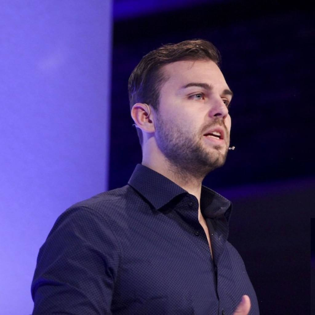 Benjamin Bilski, Vorstand NAGA GROUP AG