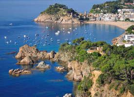 Clever gespart: Pauschalreise an der Costa Brava
