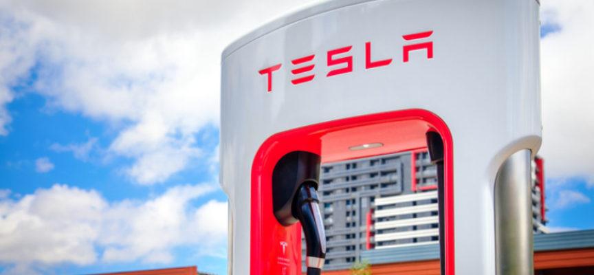 Börsenkurs der Tesla Aktie auf Rekordhoch!