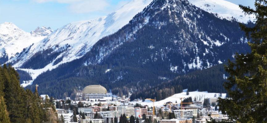 Jahrestreffen des WEF in Davos