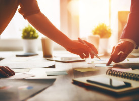 Wie behalten Sie den Überblick über Ihr Unternehmen?